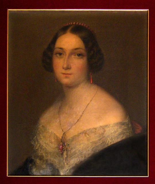 L'antenata Carlotta
