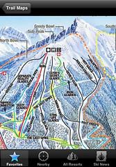 Ski Lodge (for iPhone) - Trail Maps | by David Watanabe