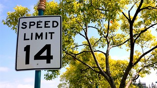 Speed Limit 14 MPH | by bredgur