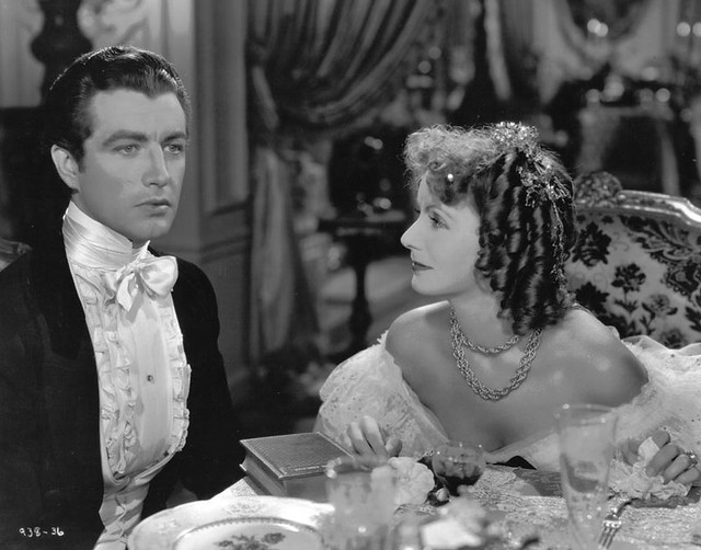 Image result for garbo and robert taylor in camille
