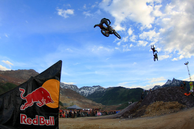 Red Bull Bulletin Freestyle MX Party Erzbergrodeo Austria ► All kinds of commercial usage incl. hyperlinks are illegal ! © Copyright B. Egger :: eu-moto images 1011