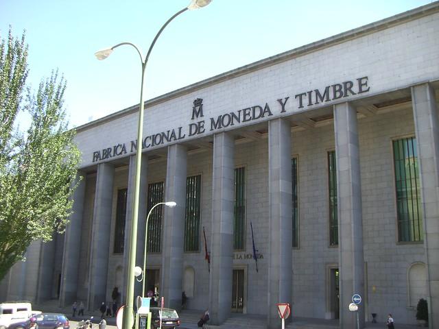 Real Casa de la Moneda (F.N.M.T.)