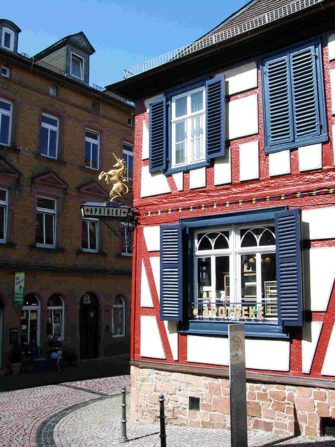 Einhorn-Apotheke in Gelnhausen