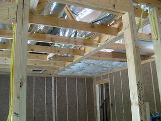 AC Ducts & insulation | by loblolly pine