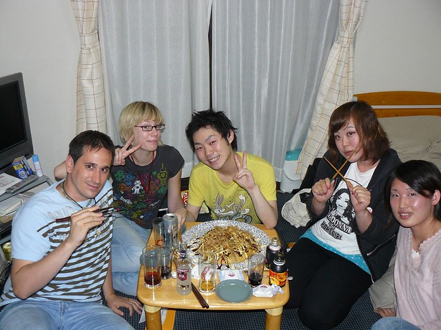 Haciendo couchsurfing en Tokyo (Japón)
