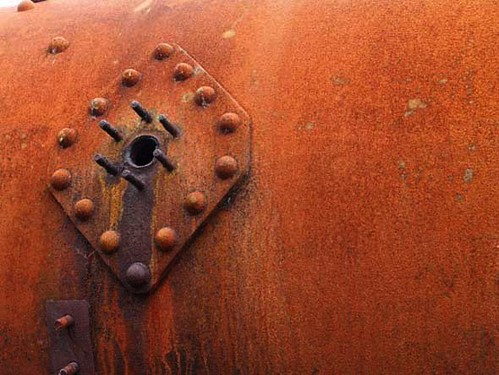 Rusted | by Arty Guerillas