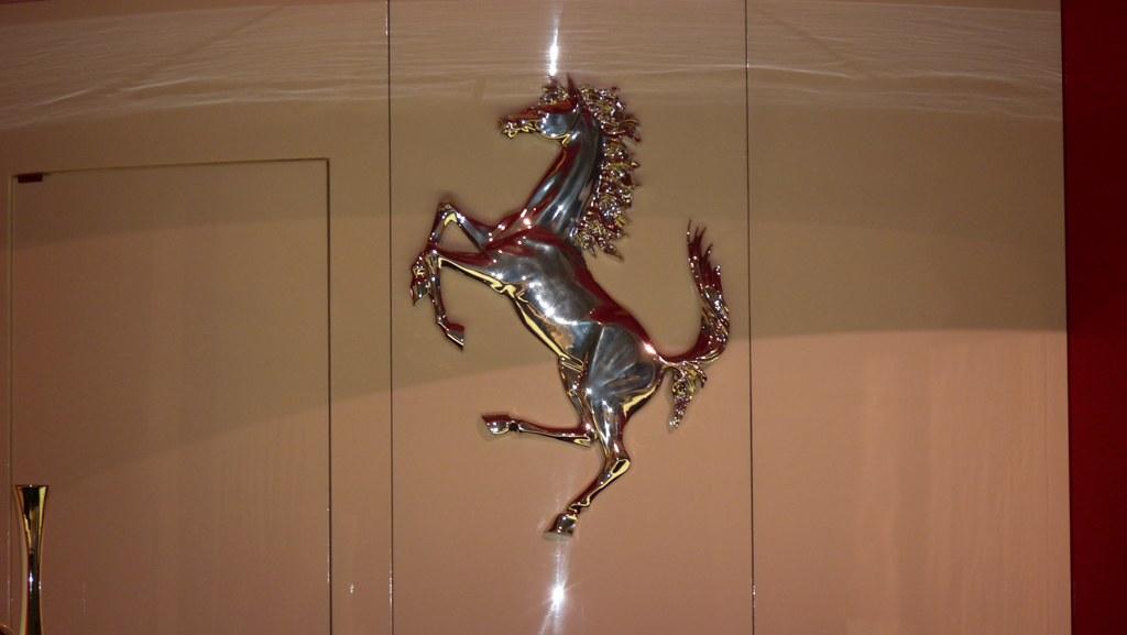 Ferrari Slogan Sign Logo Richard L Flickr