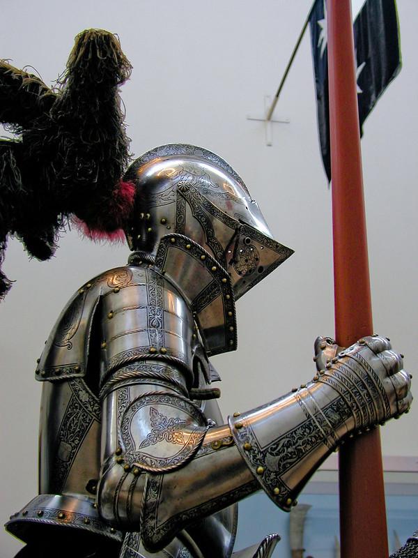 BM181 Ceremonial Plate Armor