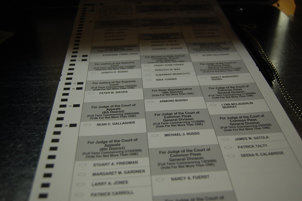 Michigan Launches Online Absentee Ballot Application