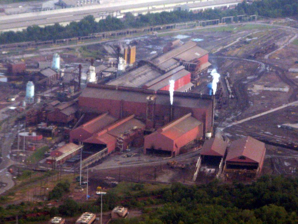 U S  Steel Fairfield Works | Steel plant in Birmingham, Alab