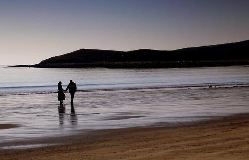 ireland sea mar playa eire pasear plage irlanda irlande comayo garci mallaranny mulranny marchar peatónocasional