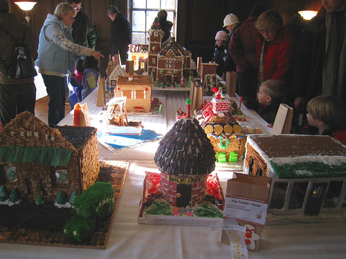 Gingerbread Festival at Lee Mansion | by katy elliott