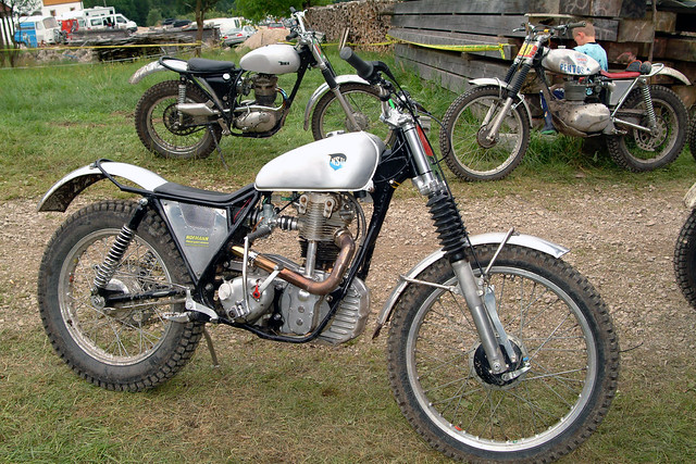 NSU Vintage Classic Trial Sport (c) 2005 Бернхард Эггер :: ru-moto images 431