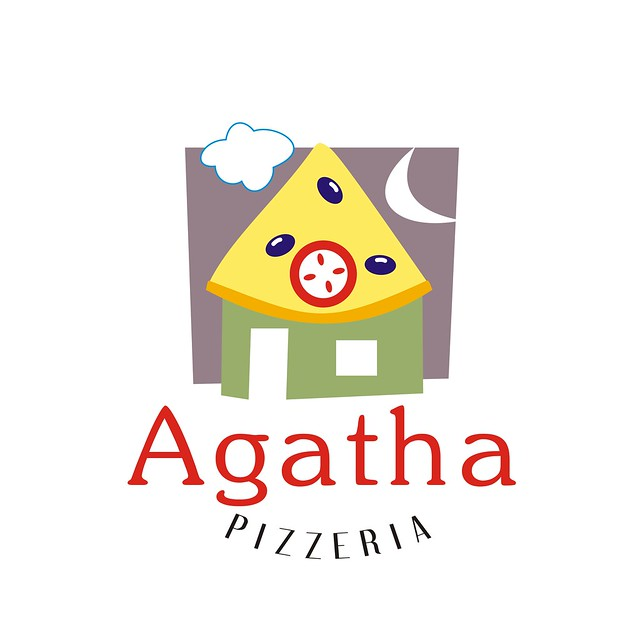 Logo for pizza delivery