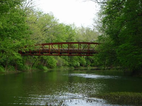 park bridge ohio green nature water creek river landscape outdoors big stream darby span metropark prairieoaks bigdarbycreek