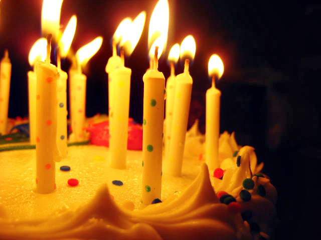 Awesome Birthday Cake Candles Jessica Diamond Flickr Funny Birthday Cards Online Aeocydamsfinfo