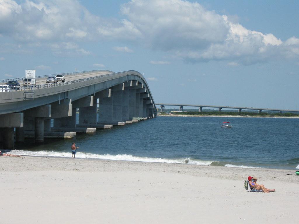 Ocean City-Longport bridge