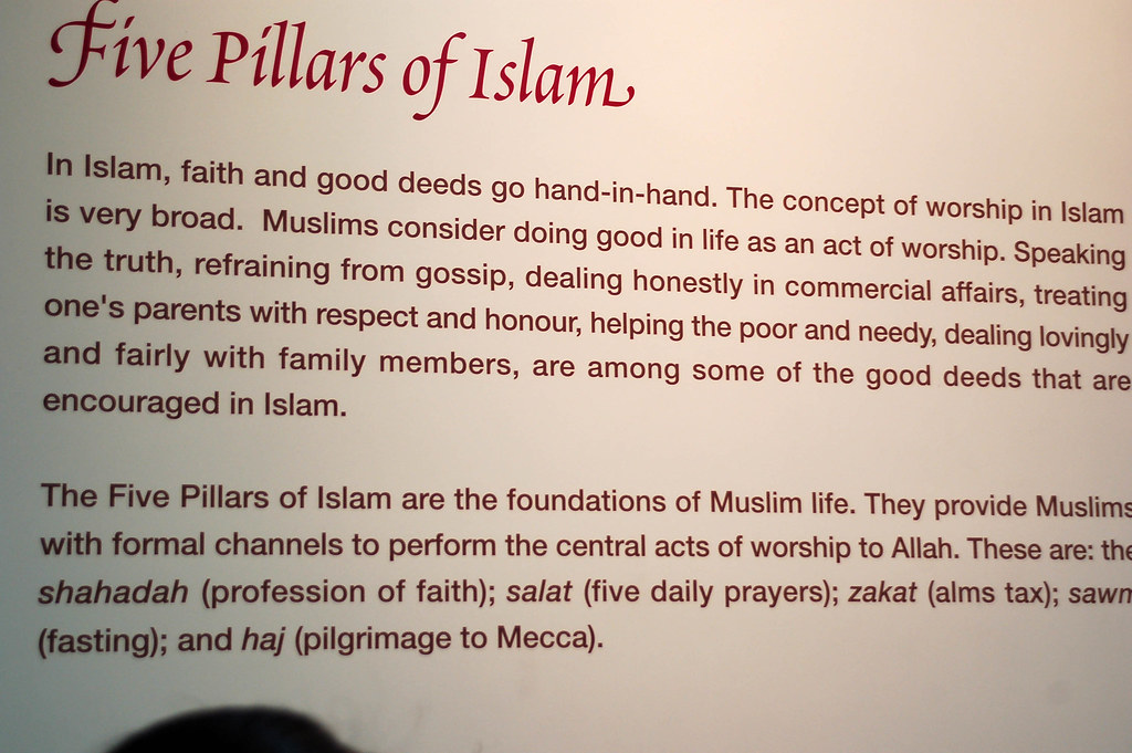 Five pillars of Islam | Timothy Tsui | Flickr