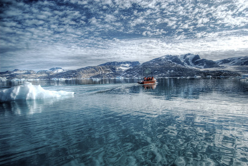 Reflections on the Arctic Sea | by wili_hybrid