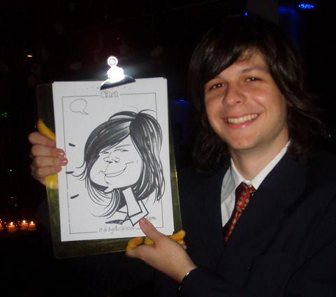 www.marceloguerra.com.ar / caricaturas en fiestas