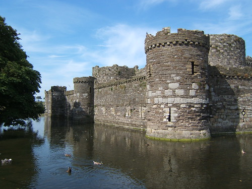 Beaumaris Castle, Anglesey | by djrich999