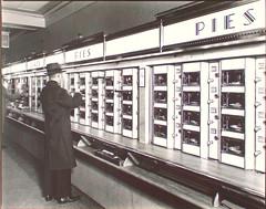 Automat, 977 Eighth Avenue, Manhattan.   by New York Public Library