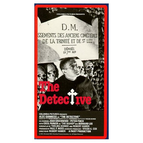 The Detective-Father Brown (1954) | by Susanlenox
