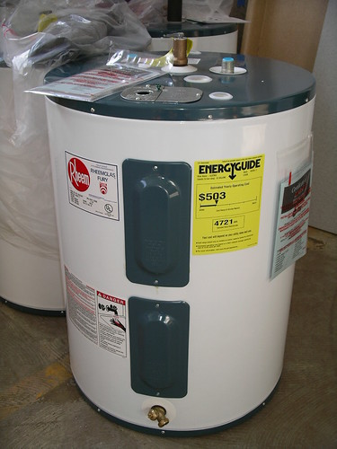 30 Gallon Electric Water Heaters 150 Rheem Electric 30 G Flickr