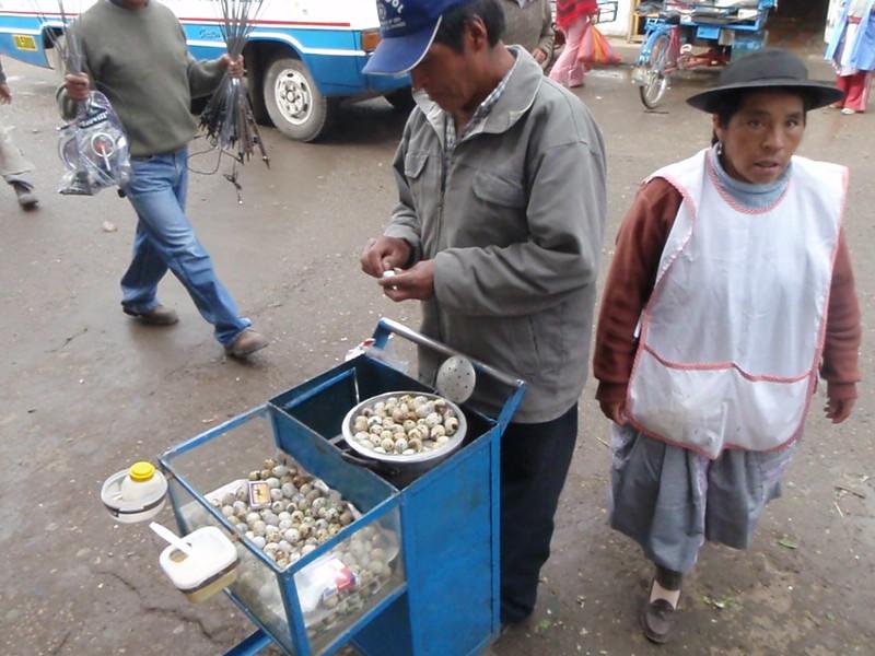 Mercado - Huancayo Peru