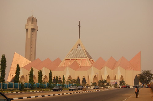 Abuja, national church | by pjotter05