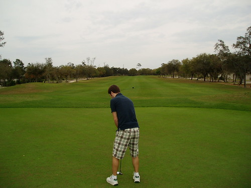 Matt Golfing | by Mini D