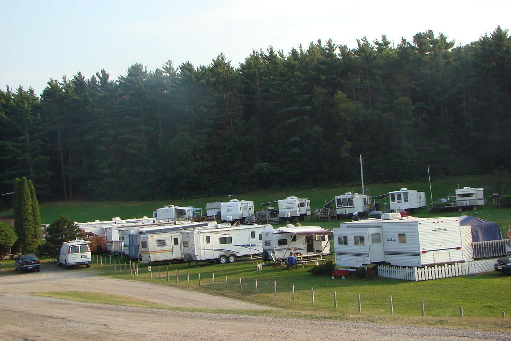 Sherwood Forest Camping >> 081 Nova Scotia Coldbrook Sherwood Forest Camping Park Flickr