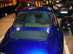 Pulido chap.ó!. Porsche 911 Carrera