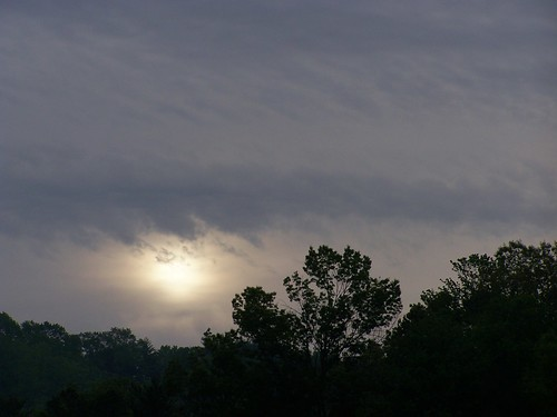 county sun weather clouds sunrise north jackson carolina wnc sylva