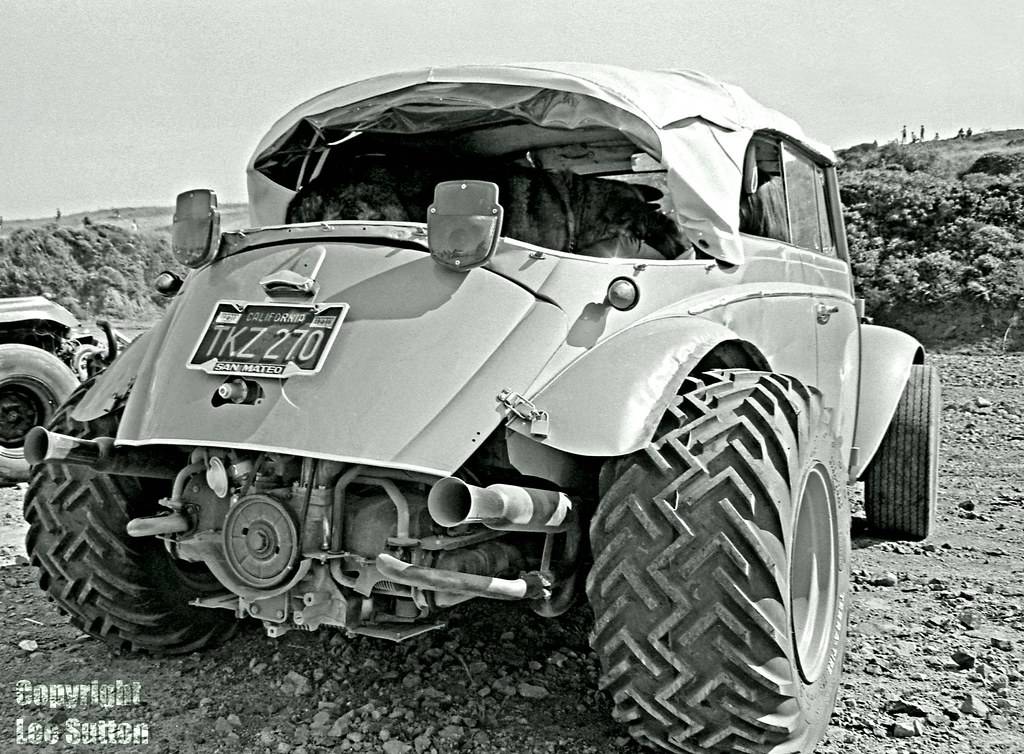 Vw Dune Buggy >> Vintage Dune Buggies | Dune Buggy VW Convertible | Lee Sutton | Flickr