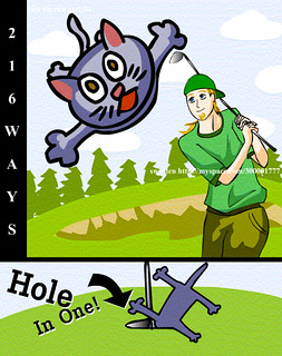 the 9th ways - Chris Fehn plays golf | by The SW Eden (สว อิเฎล)
