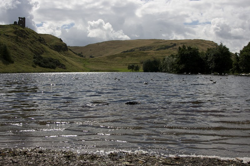A view over the loch