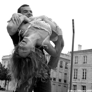 Couple fighting (Renaud et Carine) #2 | by chupacabra.art