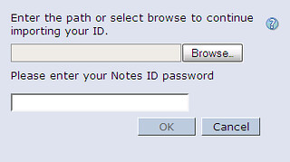 Importing your Lotus Notes ID into iNotes | by Simon Scullion