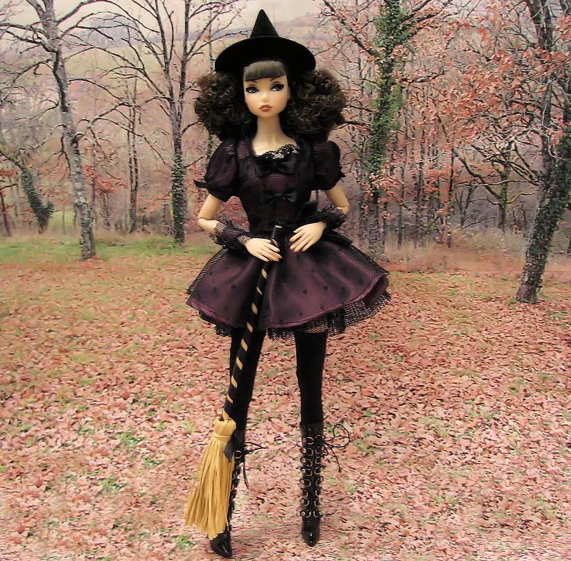 Misaki Witchie Witch