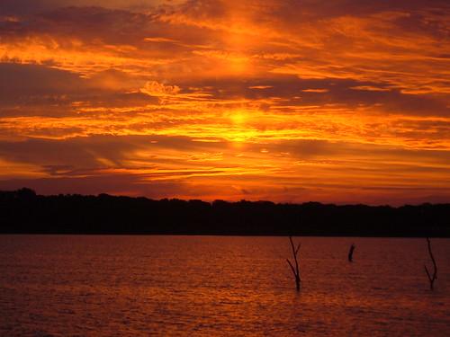 park morning camping orange sun lake nature water silhouette sunrise landscape geotagged dallas scenery texas over sunbeam lewisville lakelewisville waterscape perfectsunsetssunrisesandskys pilotknoll
