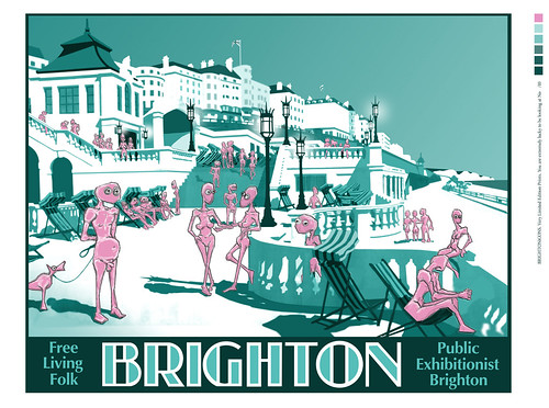 Brighton Railway (first draft) | by hartingale