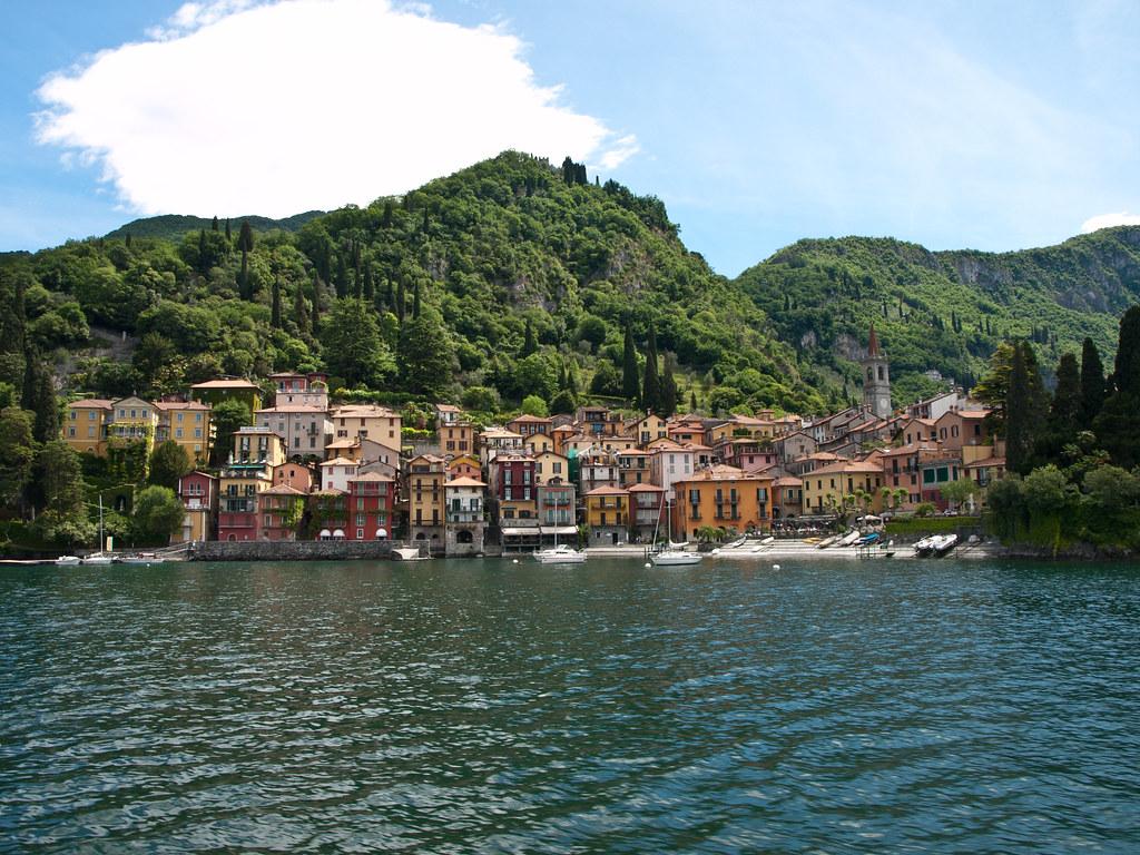 Verena, Lake Como