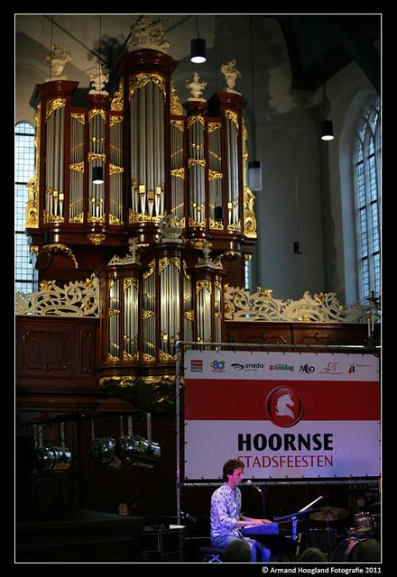 Roemer van der Steeg @ Hoornse Stadsfeesten 2011