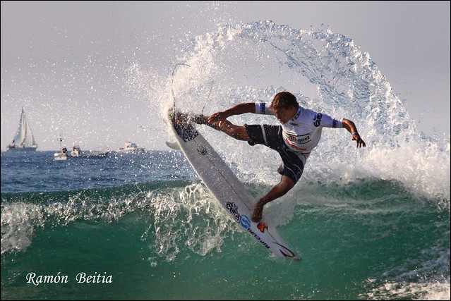 Surf del bueno.