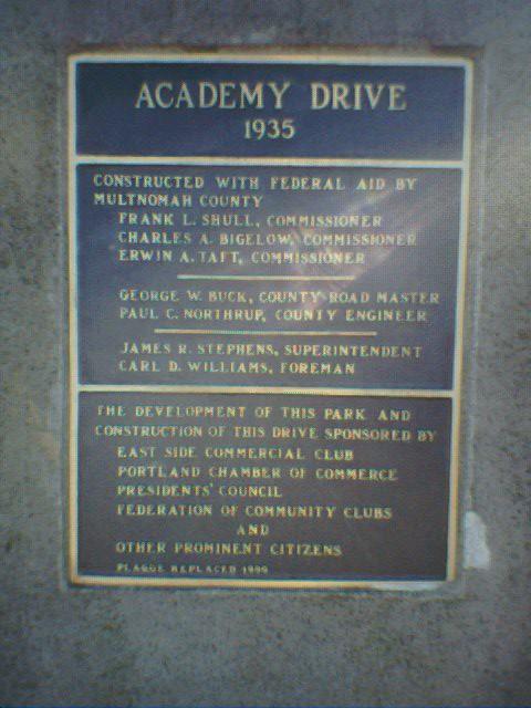 Academy Drive