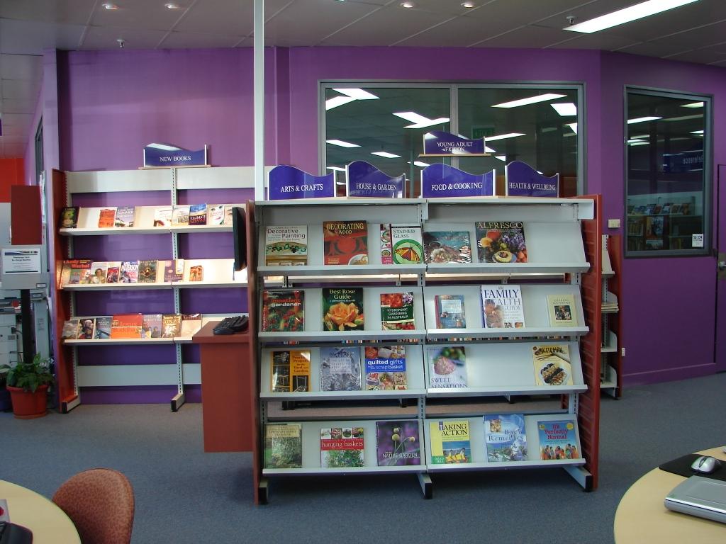 Bonnyrigg Branch Library