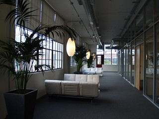 SF office with plants | by mcgrayjr