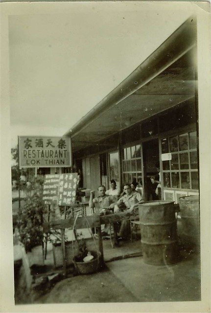 Willy van Bergen, Batavia (Jakarta), 1949-1950