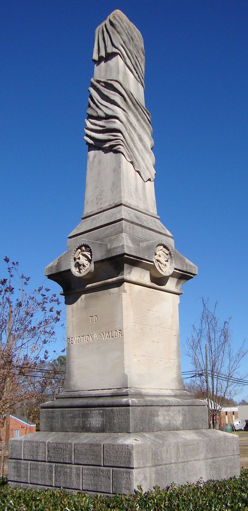 Lowndes County Confederate Monument (Hayneville, Alabama ...